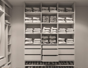 Bespoke Clothing Storage