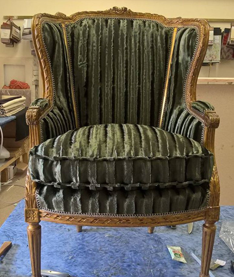 Upholstery and Restoration