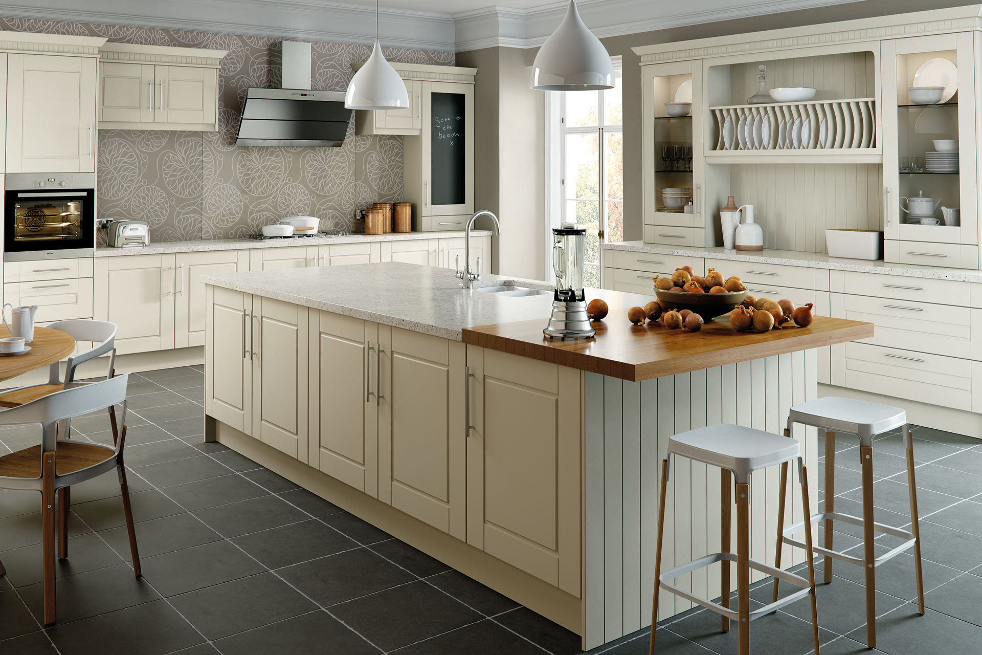 Bloomfield interiors kitchen - surrey